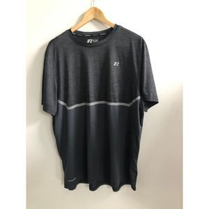 Russell dri fit athletic tee shirt